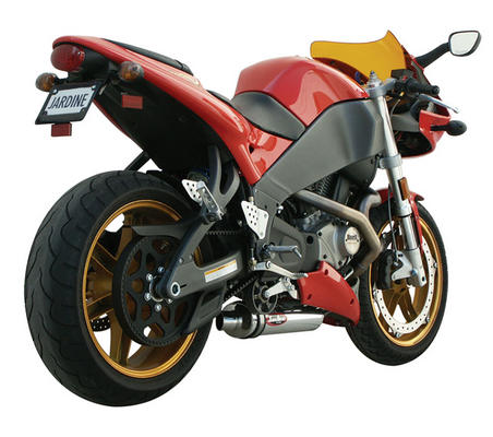 Nccr northern classic custom race buell xb jardine rt for Jardine exhaust