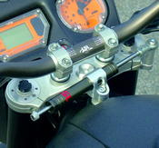 Styrdämpar kit KTM Superduke '05-'06