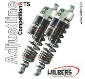 Adjustline 633 TS (Par) Competition S, Stötdämpare Wilbers, TRIUMPH Bonneville  / Bonneville T 100 908 MD / 986 MF, M.år. 01>, 02>