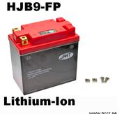 Litium-Ion batterie HJB9-FP 12V / 600gr